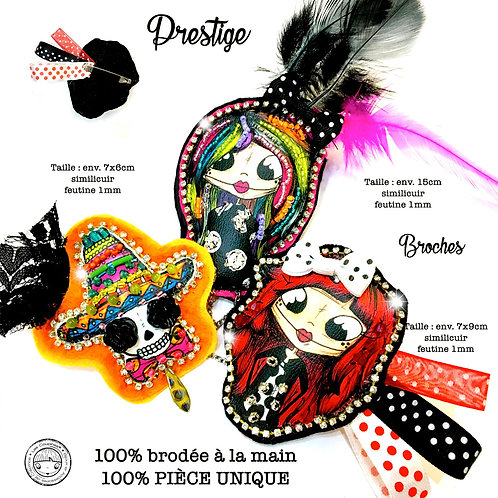 Broches PRESTIGE