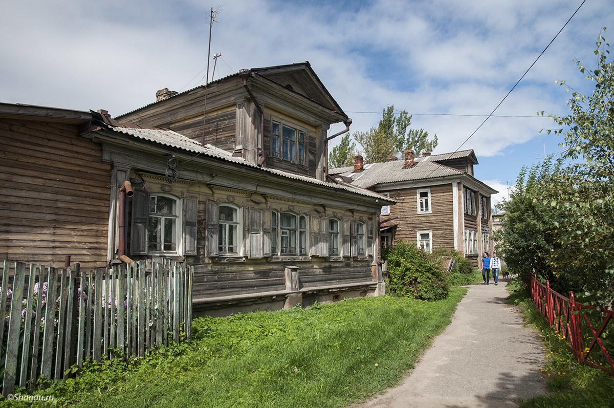 Улицы Переславля