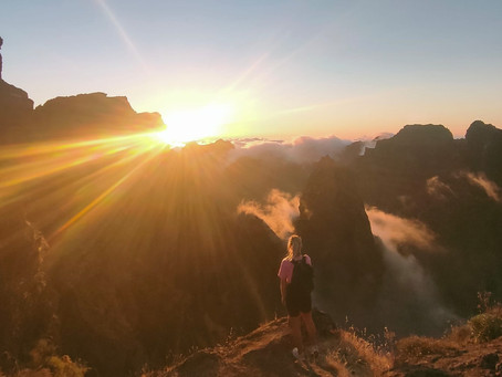 THE places for the most beautiful sunrises & sunsets in Madeira