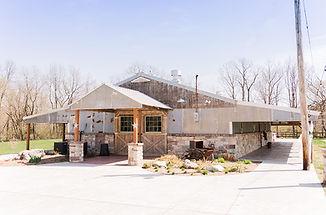 The Barn - Industial Wedding Venue