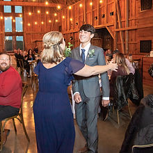 Mother & Son Reception Dance - Red Oak Valley