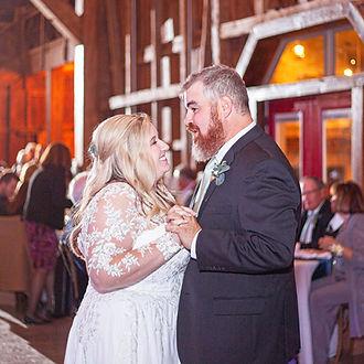 Bride & Groom First Dance - Red Oak Valley Wedding Reception