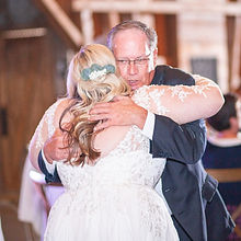 Father & Bride First Dance - Red Oak Valley Reception