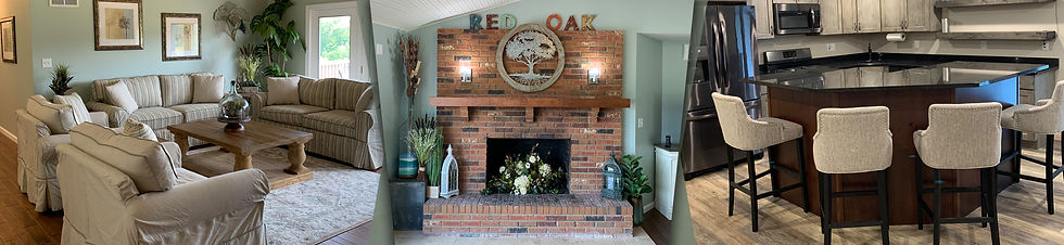 The Brickhouse - Red Oak Valley - Owensville, MO