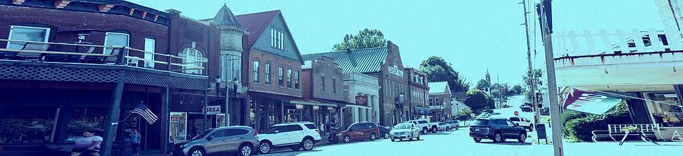 Downtown Hermann, MO - Missouri River Country Tourism