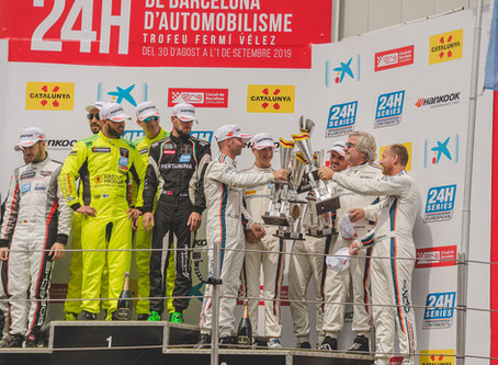 GPX Racing - Clinches 3 podium finishes in three 24-hour races and is now targeting Le Mans