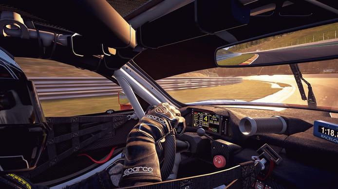 Spa-Francorchamps - Onboard Porsche GT3R