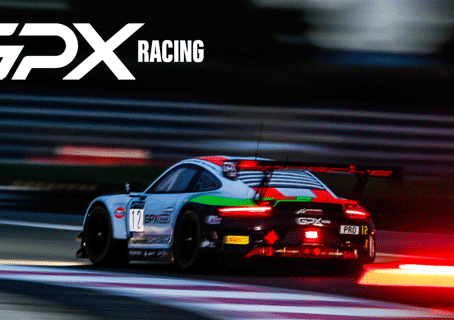 GPX Racing fills the runner-up spot in the GT World Challenge Europe Endurance Cup