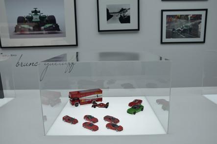 Ferrari Mini Models