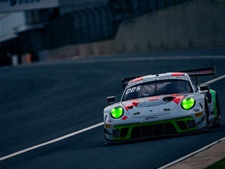 GPX Racing helps Porsche to clinch another intercontinental title!