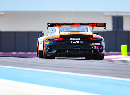 GPX Racing - Preview Spa 24 Hours with Christensen, Estre and Lietz