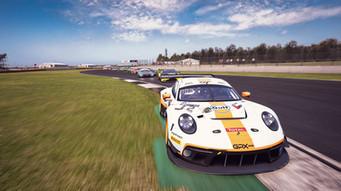 Silverstone - Start Porsche GT3R