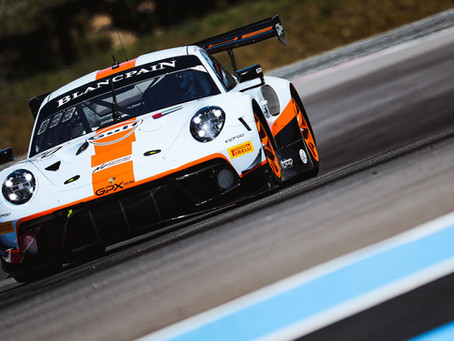 GPX Racing - Paul Ricard Blancpain GT 2019