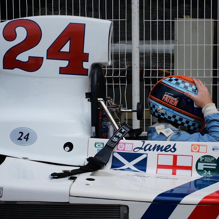 Monaco - Grand Prix Monaco Historique