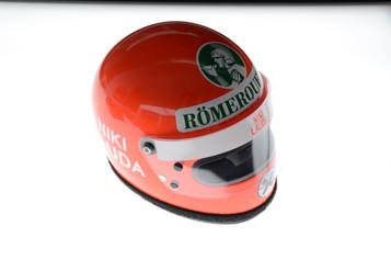Niki Lauda's Replica Helmet