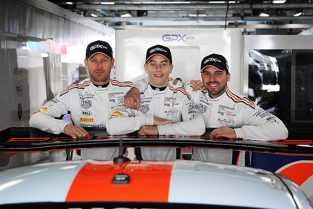 GPX Racing Blancpain