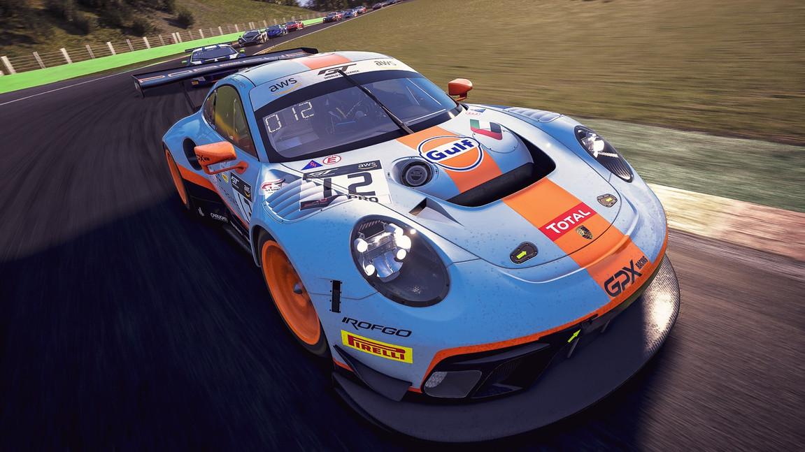 Spa-Francorchamps - Porsche GT3R
