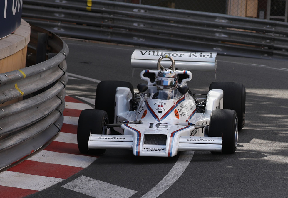Shadow DN8 - 1977 Pierre-Brice Mena Monaco Historic 2018