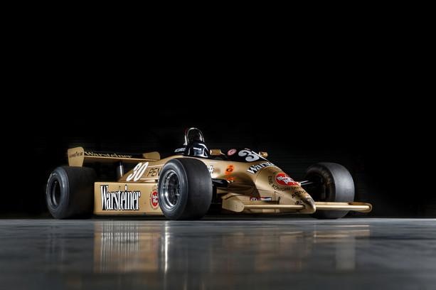 Arrows A3 - 1980