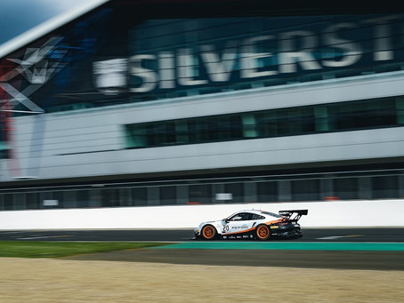 GPX Racing - Silverstone Blancpain GT 2019