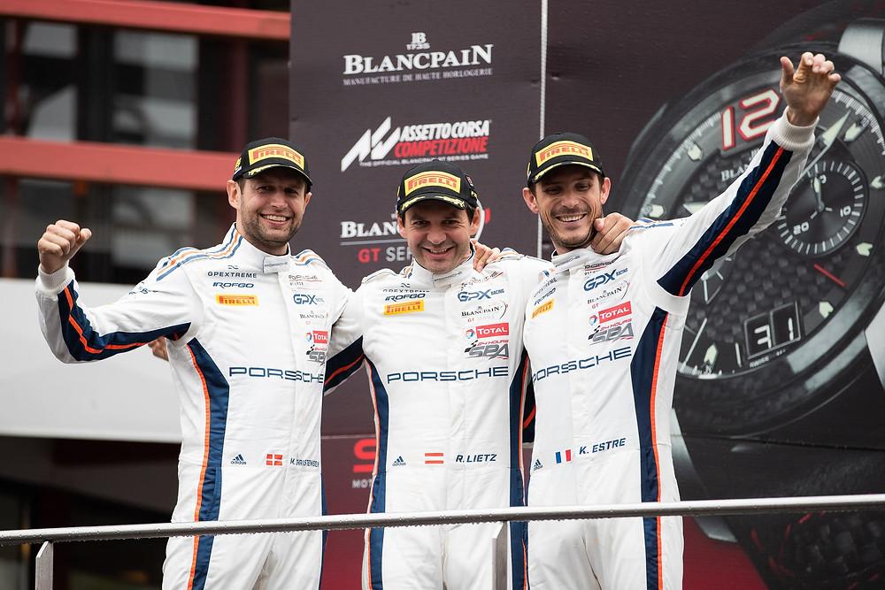 GPX Racing, 24H Spa