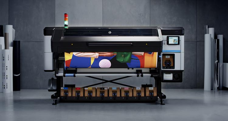 HP Látex 700 800 W White Impressão Digital Comunicação Visual Impressora Grande Formato