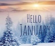 January Newsletter