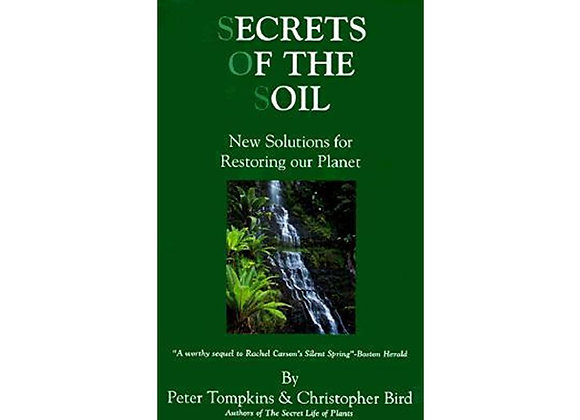 Book: Secrets of the Soil, by Tompkins & Byrd