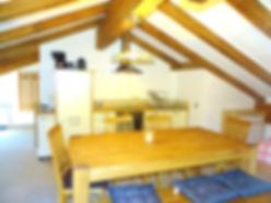 Selbhorn living room, Haus Schneeberg, Holiday apartments, Mühlbach am Hochkönig