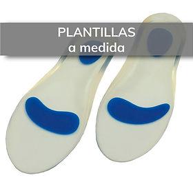 Plantillas a medida bajo estudio exhaustivo de la pisada en Ortopedia de Elda y Novelda.