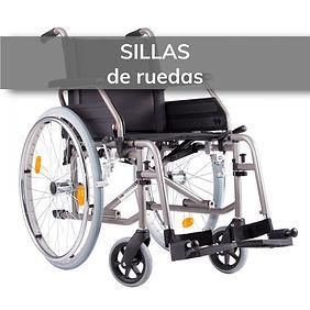 Sillas de ruedas para alquilar o comprar en Ortopedia San Mateo Elda y Ortopedia San Mateo Novelda.