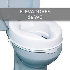 Elevador WC en Óptica Ortopedia San Mateo en Elda y Novelda.