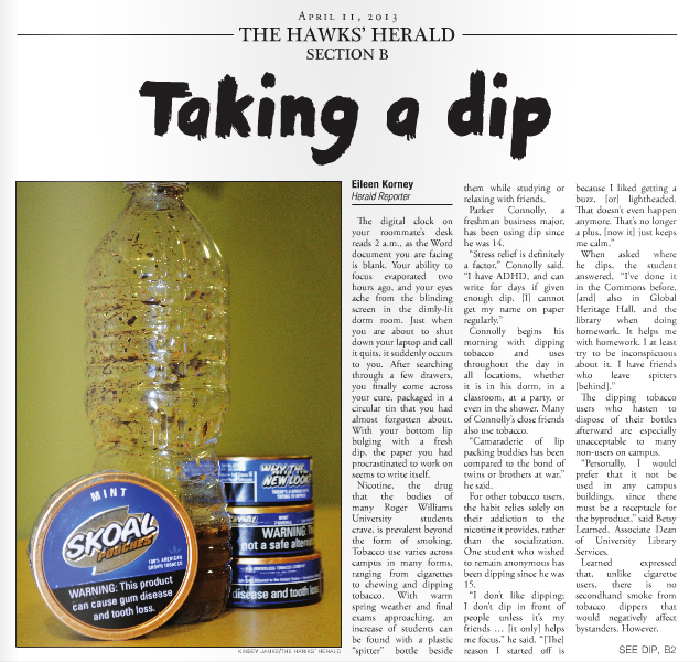 Hawks' Herald