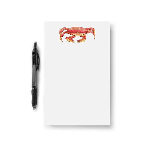 Crabby Notepad