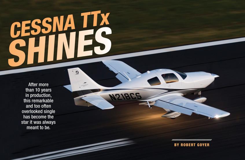 Cessna TTx Shines