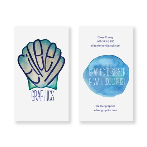 Eileen Graphics Business Card