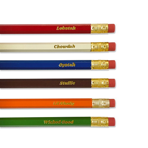 Wicked Good Pencil Set