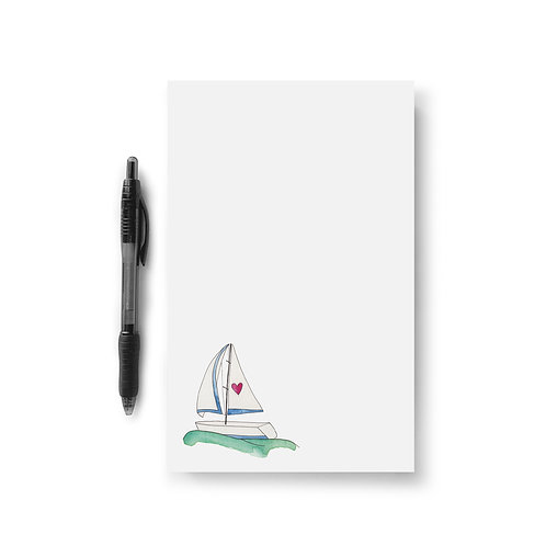 Set Sail Notepad