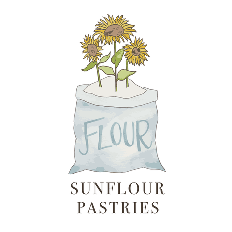 Sunflour Pastries Logo