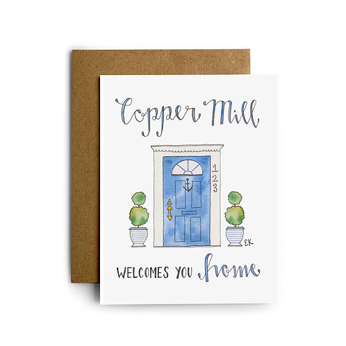 50 Copper Mill Cards