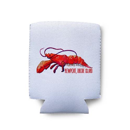 Red Lobster Koozie