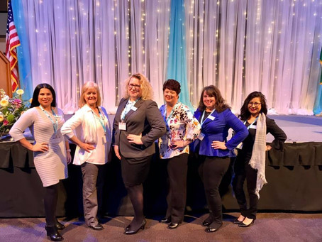 BFWDC Staff Attend the Women in Business Conference
