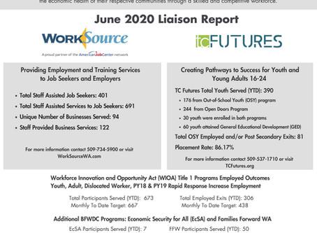 June Liaison Report