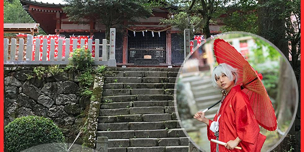 JPSコスプレ撮影会in筑波山神社vol.4