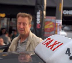 Taxi user, Antwerpen