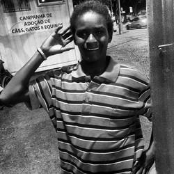 Dama, Largo do Machado, RJ