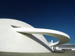 Museu Nacional - Brasília, Brasil