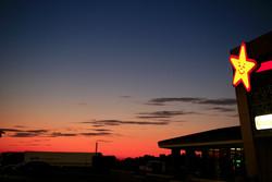 Sunset - Indiana, USA