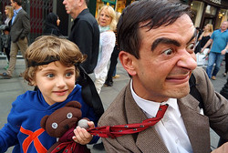 Victor & Mr. Bean