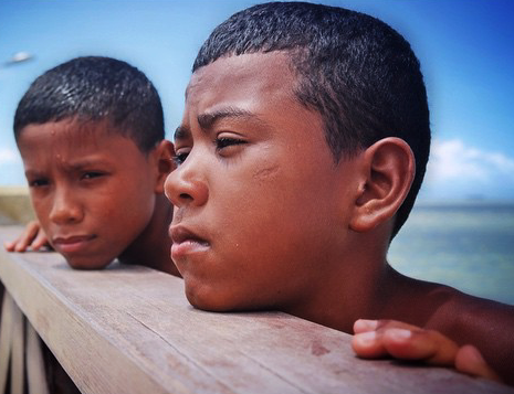 Garotos, São Luis do Maranhão